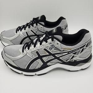 Asics Gel Exalt 3 Silver Black Size 7
